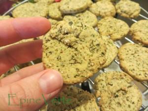 Biscuits au herbes