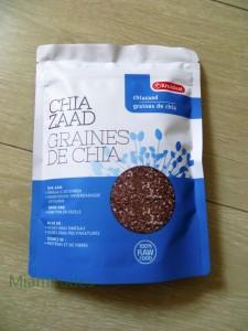 Graines de Chia (Kruitvat
