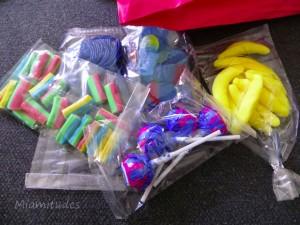 Bonbons party!