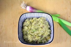 Salade d'aubergine à la roumaine