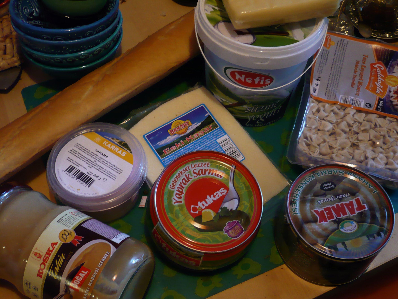 Le candan market tout pour la cuisine turque miamitudes for Tout pour la cuisine