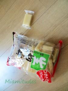 Gâteaux de riz Japonais: kirimochi