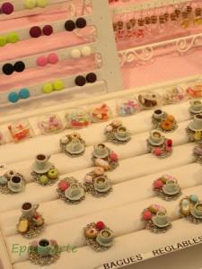 Des bijoux mignons tout en détail chez Manu Création