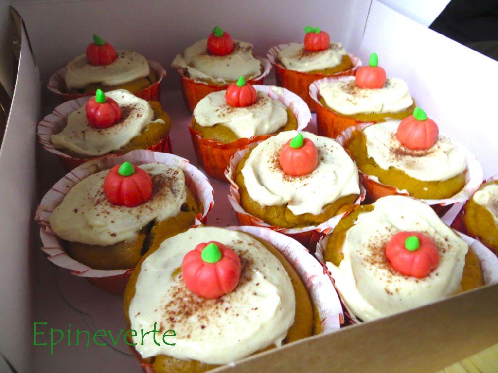 Muffins pumpkin!