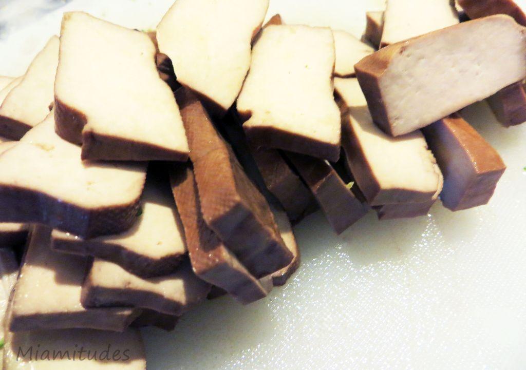 Tofu cinq épices