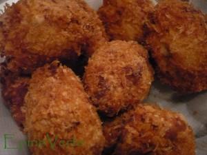 Croquettes de poisson au miso