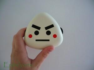 Bentô grrrr!! Pour y mettre un onigiri ou un muffin :)